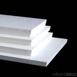 Extrude PVC Foam Sheet with High Density /Anti-Corrosion /Heat Preservation
