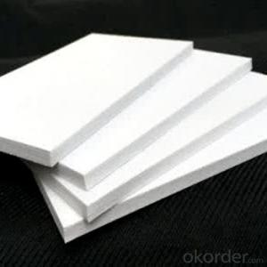 Rigid PVC Foam Board/PVC Crust Foam Sheet Waterproof for Decoration and Construction