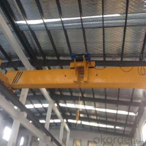 LDP Type Electric Single Girder Crane,anti-sway system