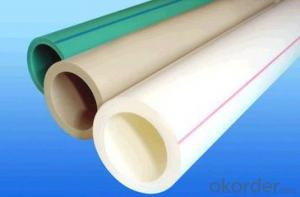 Plastic pipe heat resistance made in ppr and used in agricluture