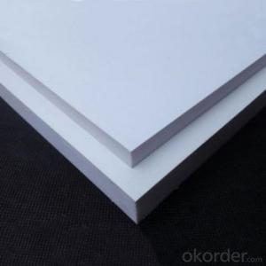 Outdoor 5mm custom printing pvc foam board sign pvc foam sheet