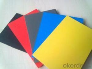 PVC foam board production line/hard surface PVC foam sheet/polystyrene foam