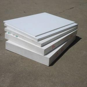 4x8ft Buliding material 30mm pvc foam board/pvc foam sheet with CE