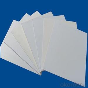 white and colorful advertising pvc sheet/pvc cekula board/ pvc foam sheet