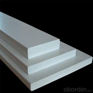 White PVC Foam Board / PVC Celuka  Sheet