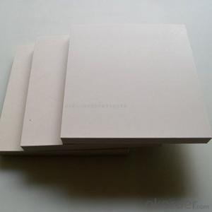 Foam board  furniture use 19mm pvc foam board