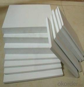Bright White Foam PVC/ Forrex PVC Foam Sheet Supplier
