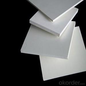 printable white 3mm PVC Foam Sheet for advertising use