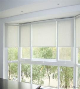 Outdoor Roller Blinds Zip System Strong windproof Blinds