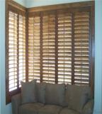 Venetian Style and Horizontal Pattern sunscreen fabric for roller blind