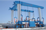 MHB Mobil Boats Handling Machine,lifting equipment