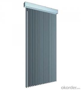motor fabrics perforated shower roller blinds