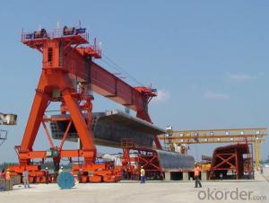 900T Moving Girder Crane.Special Lifting Equipment