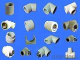 New PPR orbital Equal Tee Fittings used in Industrial Fields
