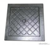 Different Sizes of Ductile Iron Manhole Cover