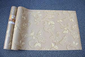 PVC Wallpaper Waterproof Wallpaper High Quality For Bathrooms