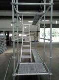 Hot dipped galvanized Scaffolding Ringlock system
