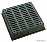 Ductile Iron Manhole Cover with Good Sales