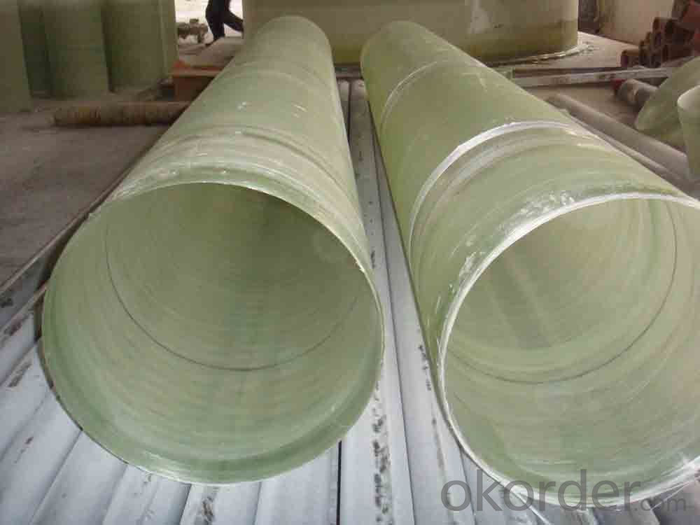 Buy maintenance free frp pipe with light weight for sales