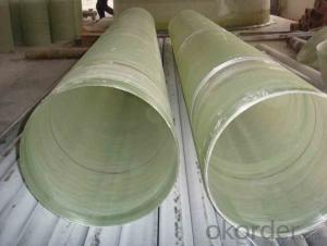 FRP Pipe With Low Friction Coefficient For Sales