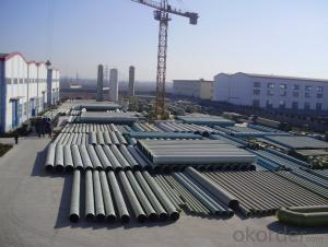 Filament Winding Fiberglass Pipe High Strength Pipe