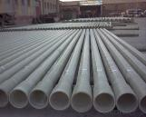 Filament Winding Process Low friction Coefficien Fiberglass Pipe