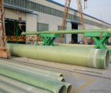 Light weight FRP Pipe and Fitting With Long life of more than 50 years For Sales