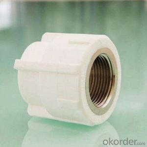 PPR Pipe top quality Plastic Coupling for irrigation