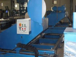 Direct Roving FRP Filament Winding Machine with High Quality