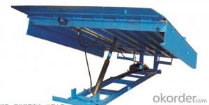 Hydraulic vehicle-ride bridge,dedicate equipment