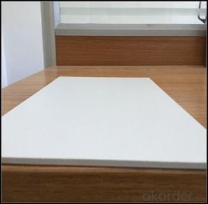 Solid white PVC foam board/furniture board