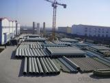 filament Fiberglass winding GRP FRP pipe with fitting