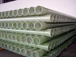 High Pressure GRE Pipe Non toxic on sales