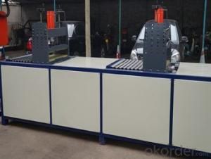 GRP FRP GFRP Composite profiles pultrusion Machine and frp rebar machine