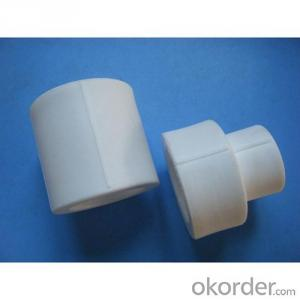 PPR Pipe Fittings High Pressure PP-R Reducing Coupler/PPR Unequal Coupling