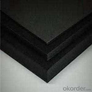 PVC extrude foam sheet  light weight fire retardant