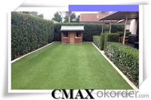 Plastic Natural Landscape Garden Cheap Plastic Turf Carpet Mat/ Artificial Grass