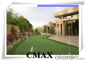 Man-made outdoor sports turf artificial grass