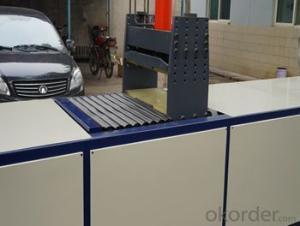 Machine Made Smooth Flat FRP Fiberglass printed Sheet Roofing panel