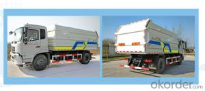 Compression refuse collector.environmetal equipment