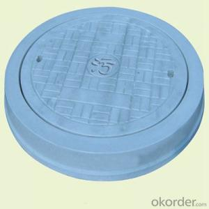 Ductile Iron Manhole Cover with ISO9001 2008