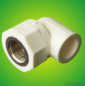 New PPR Female Threaded Elbow Pipe Fittings in 2017