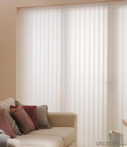 Vertical Blind Curtain for Bedroom/Living Room