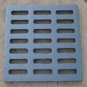 Ductile or Cast Iron Manhole Cover for Minning