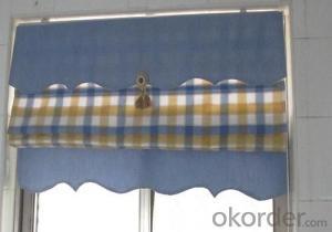 Rainbow Series Zebra Curtain Blinds and Fabric