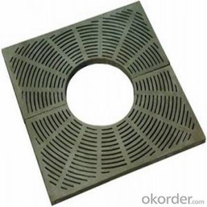 Ductile Iron Manhole Cover for Industry's Systerm
