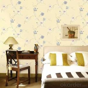 PVC Self-adhesive Rome Wallpaper China Newest Wallpaper