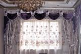 European Dual Day And Night Roller Blinds Fabric