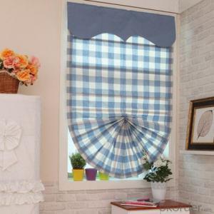 Fancy roman blinds/curtains,roll up shutter