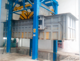 Vertical waste compacting stations,environmental equipment